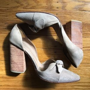 Ulla Johnson Louis Suede Heel